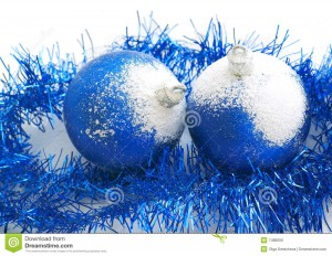 Are your Balls BLUE this Holiday Season?