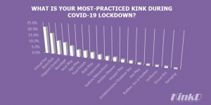 kink during covid survey